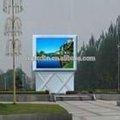 p10 led publicidad comercial de visualización de pantalla