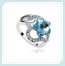 China Supplier Alibaba Wholesale Top Quality Indian Engagement Rings With Names RI-00068