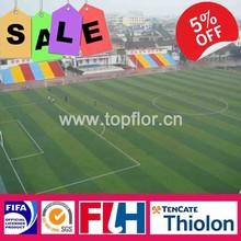 Cheap price Thiolon grass yarn artificial grass for football