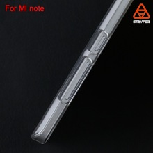 In stock rubberized phone case for for Xiaomi Note, for Xiaomi Note Blank hard mobile phone cases