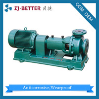 Direct Factory Price IHF Wholesale Fluorine Alloy centrifugal chemical pumps