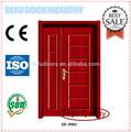 2014 estilo francés puertas exteriores de metal de acero puerta de seguridad barato puerta de acero