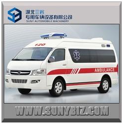 4x2 ambulance 4x4 mobile ambulance for sale