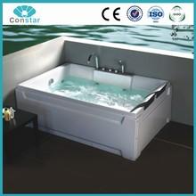 Constar Luxury High Quality Combo Massage Air & Whirlpool bathtub