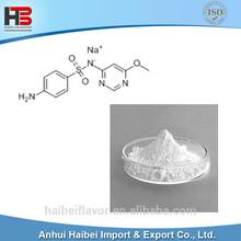 High purity 98% Sulfamonomethoxine Sodium