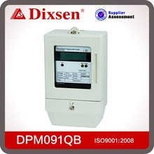 Smart digital electric prepaid energy meter