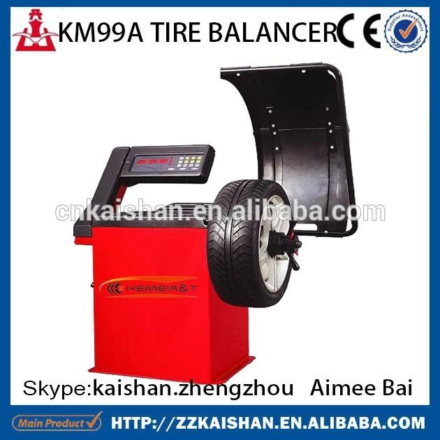 tire machine and balancer