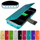 Portable External Power Bank Backup Battery Charger Case Cover For iPhone 5 5s