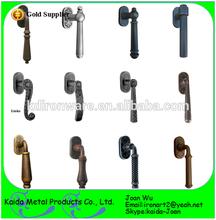 KDA Decorative Wrought Iron Door Pull Handles For Entry Door