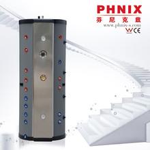 Custom-designed diy solar water heater panels
