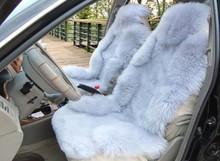 Fashion sheep wool car seat covers