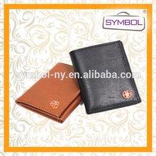 Fashion cheap girls thin leather wallet
