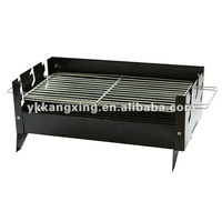 saw-toothed wind shield bbq grill for wilderness use 2015 made in china