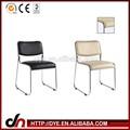 Apilable moderna silla de oficina, cuero de la pu oficina ejecutiva presidente, muebles de oficina