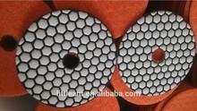 diamond abrasive disc/velcro sanding discs 180mm