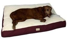 Extra Large Ivory Waterproof Dog Bed