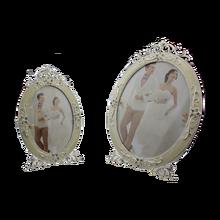 Two Size 2pcs Handmade Branded Photo Frames Set