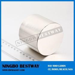High Temperature Resistance permanent neodymium monopole magnet for sale