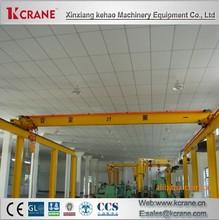 1-20 Tons Construction Lifting Hoist Equipment,Trustable Single Girder Bridge Crane