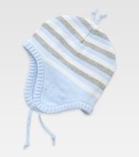 Crochet Kids Baby Infant Toddler Winter Earflap Beanie Knitted Hats Skull Caps Ski
