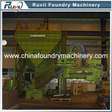 Large Capacity Continuous Foundry Sand Mixer/Sand Mixing Machine for Resin &Sodium Silicate Foundry Sand Reclamation Plant