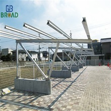 pv ground solar panel mounting/racking system