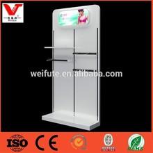 Best selling Customized garment store display,wall mounted clothing racks,garment rack