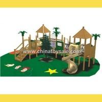 China Supplier Wooden Series children outdoor playset