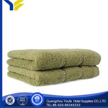 applique high quality microfiber fabric bath towel hook
