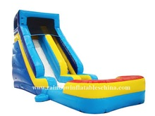 big backyard inflatable water slides wholesale for sale