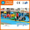 guangzhou fábrica comercial de crianças slide plástico exterior parque equipamentos 8102a