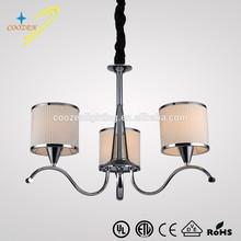 GZ40165-3P CE&UL standard modern droplight suspended lighting fixture