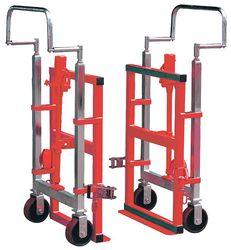 Furniture & Crate Mover, Cap 4000 lb., PK2- Xian Wellwork