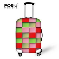 3D Effect Stylish Luggage Or Trolley Bag Parts
