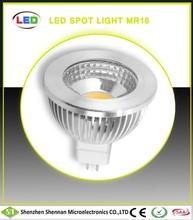 2015 hot selling LED Residential lighting warm white 5W mr16 livarno lux led gu5.3