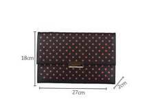 Aliexpress Italian High Quality Thin Lady Leather Wallet