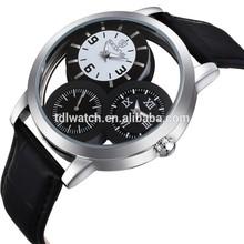 2014 Hot Sale special design 3 Time Zones Watches Men Sport