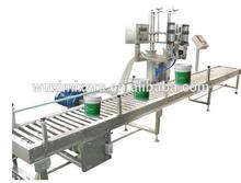PF lubricant barrel filling equipment