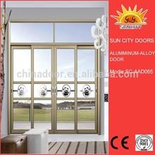 sliding glass door handle for Aluminum bathroom door SC-AAD065