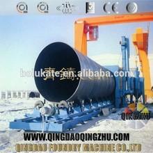 Steel Tube Shot Blasting Machine
