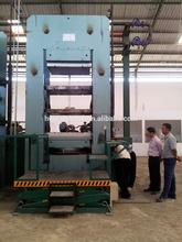 Automatic Foam Hydraulic Press For Pressing EVA PVC Rubber Sponge
