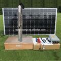 alimentado por energía solar sumergible para pozo profundo bombas de agua