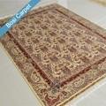 5x7.2ft handmade handknotted tapete de seda tapete kilim patchwork tapete