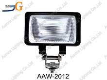 6'' IP68 Waterproof 12v~24v HID work light FOR Off road vehicles AAW-2012