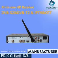 DVB-T2 Decoder with IPTV