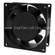 ac fans 80mm aluminum alloy