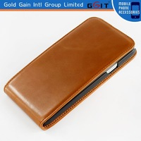 Leather Flip Cover for Samsung i9600, Leather Case for Samsung S5 Flip Cover