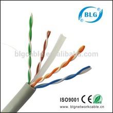 305M High Quality UTP Cat.6 LAN Cable 4 P UTP 23AWG Cat6