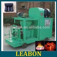 15kw cylinder briquette press machine /sawdust briquette charcoal machine
