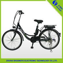 Green power Litnium battery 24 inch electric motor bike